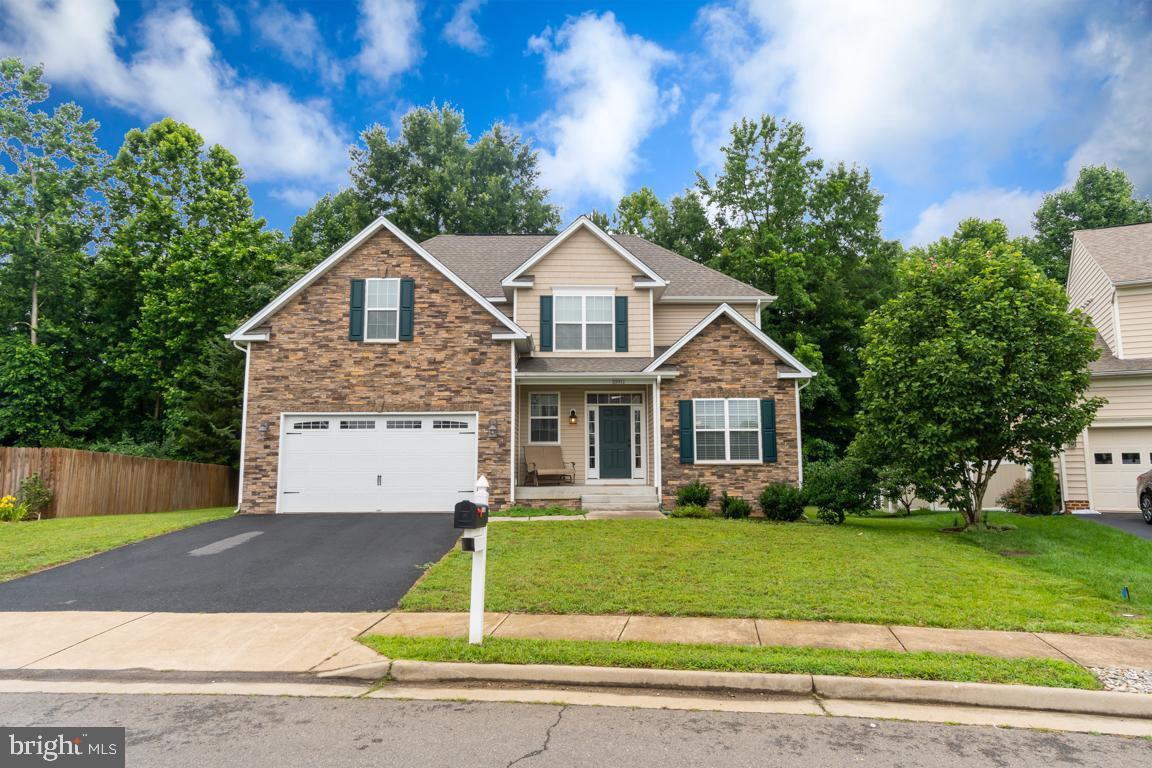 10911 STACY RUN, FREDERICKSBURG, VA 22408
