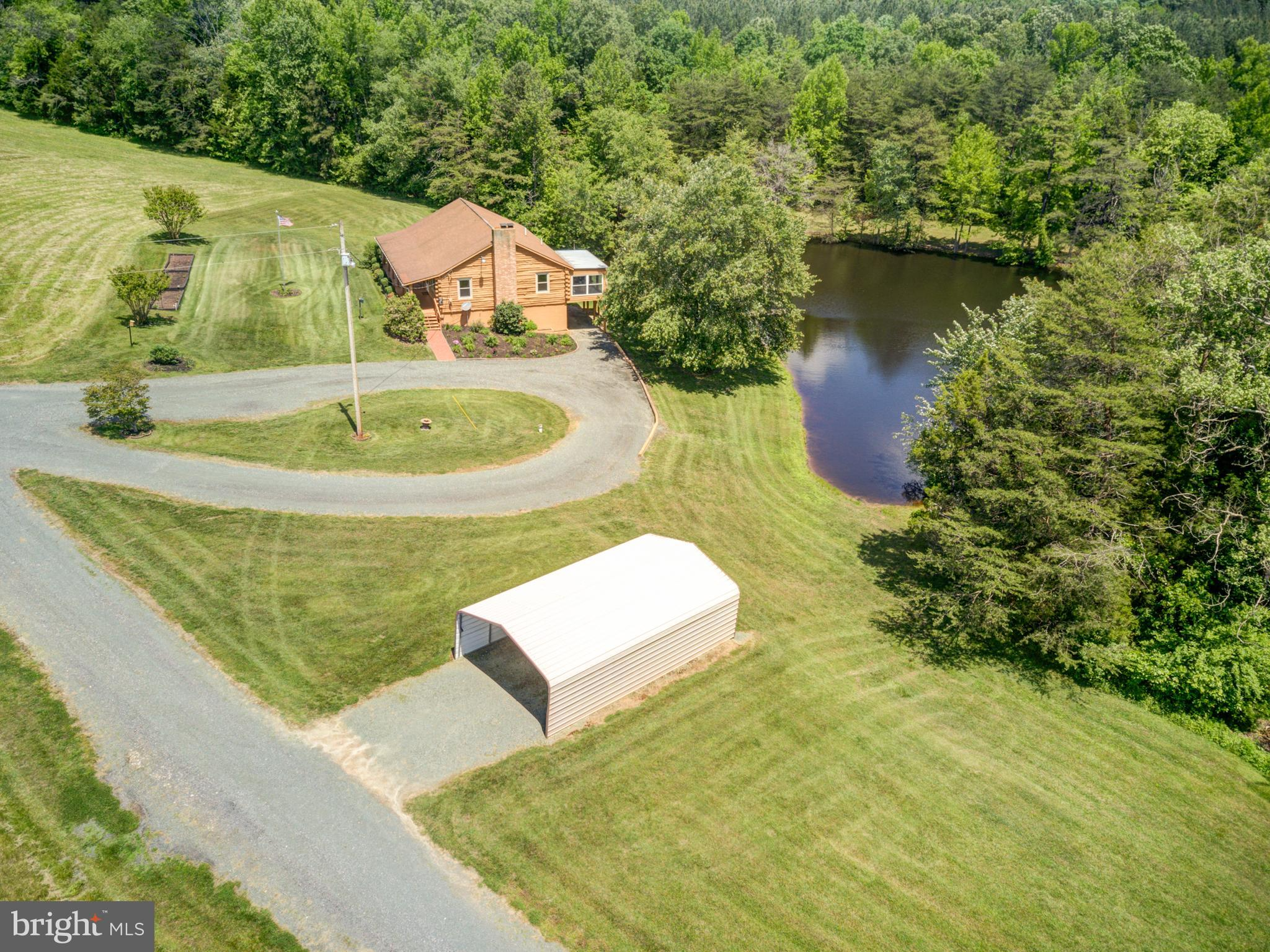 2834 VENABLE ROAD, KENTS STORE, VA 23084