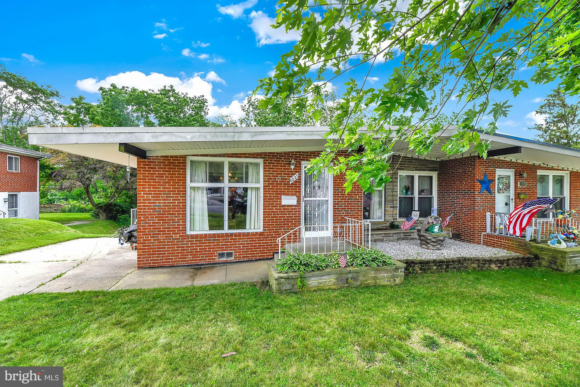 6827 QUEENS FERRY ROAD, BALTIMORE, MD 21239