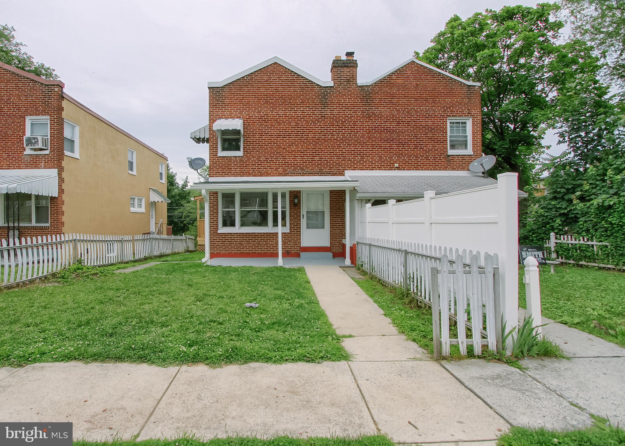 1836 BRIGGS STREET, HARRISBURG, PA 17103