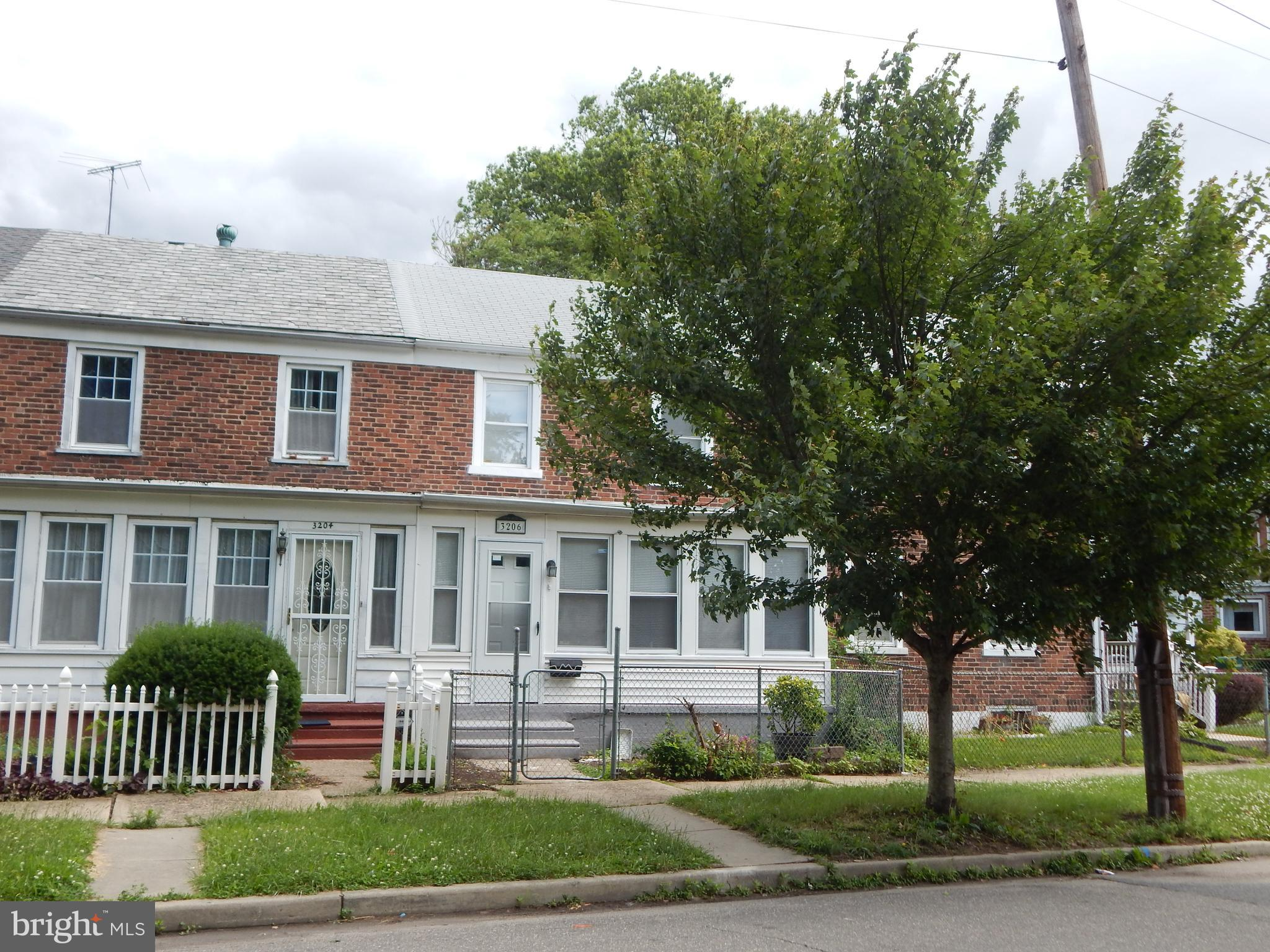 3206 ALABAMA ROAD, CAMDEN, NJ 08104