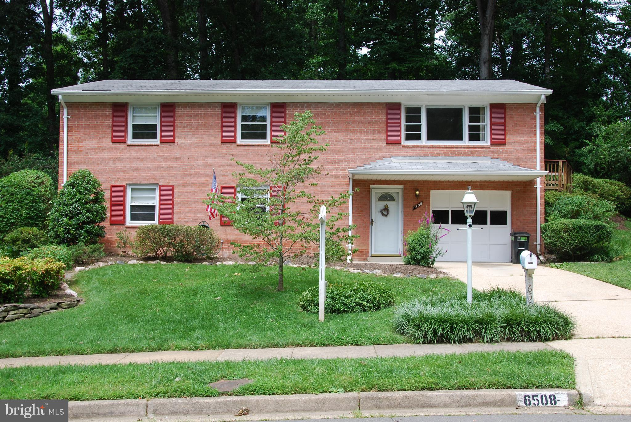 Open house Sunday 9/22, 1-4 p.m. Awesome price adjustment! Gem in the rough! Some renovations have been done. Carpets are covering wood floors waiting to be refinished, polished and buffed. Great bones, ready for a modern make over. Wonderful location with West Springfield HS, Springfield Mall and Metro, I-95, Springfield Parkway, shopping, and restaurants just minutes away.
