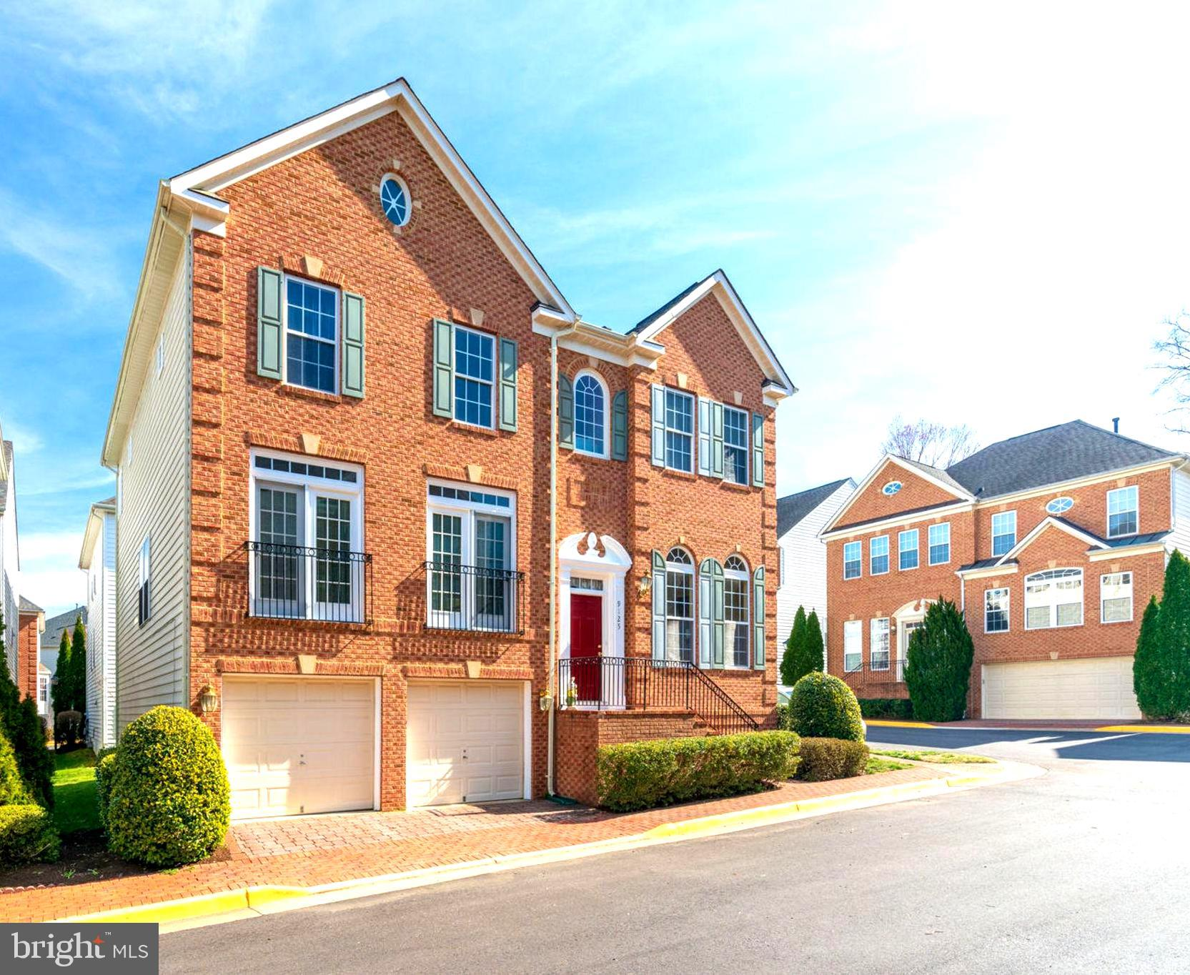9125 LAKE TOWER LANE, FORT BELVOIR, VA 22060