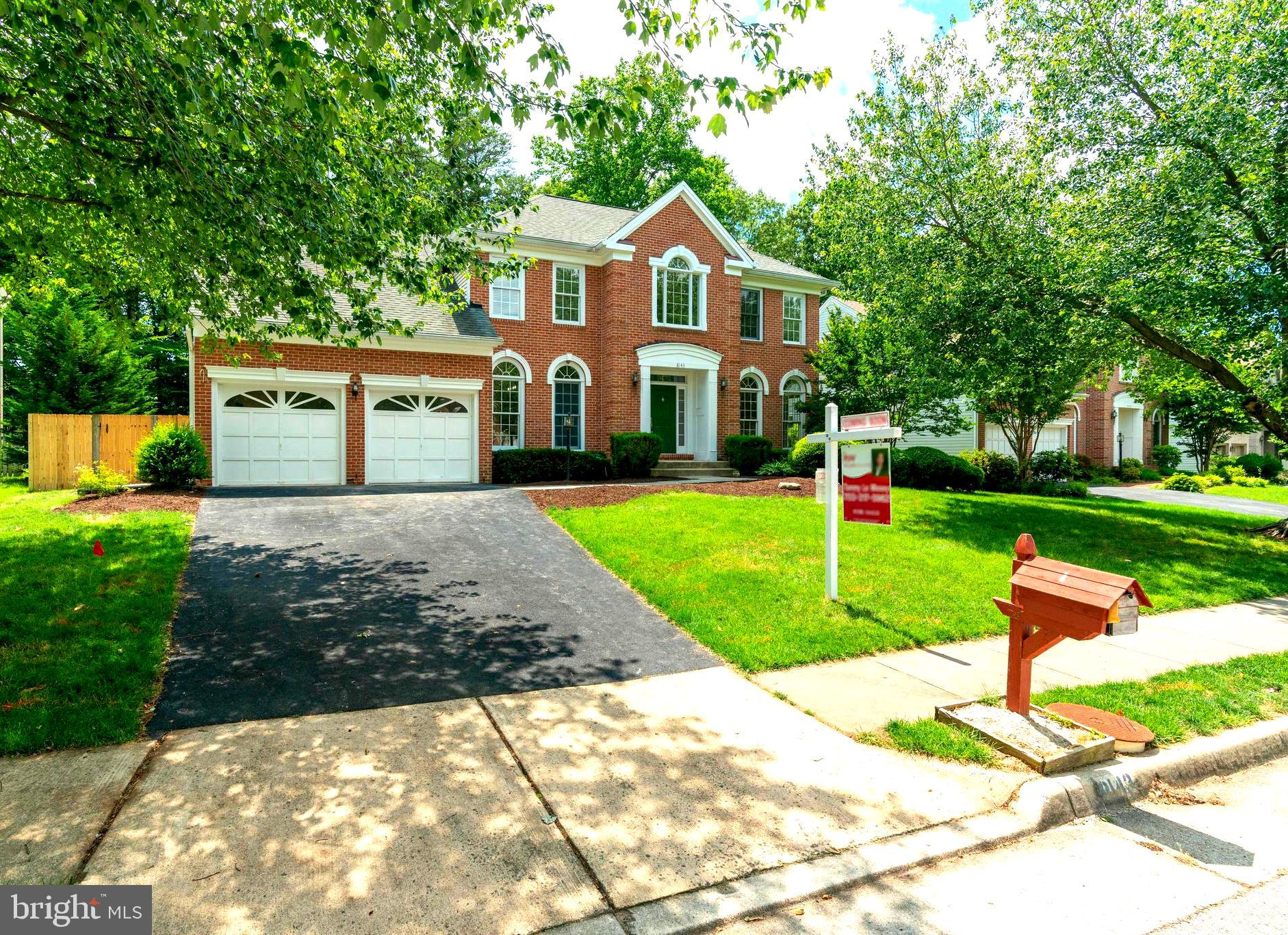 8143 RIDGE CREEK WAY, SPRINGFIELD, VA 22153