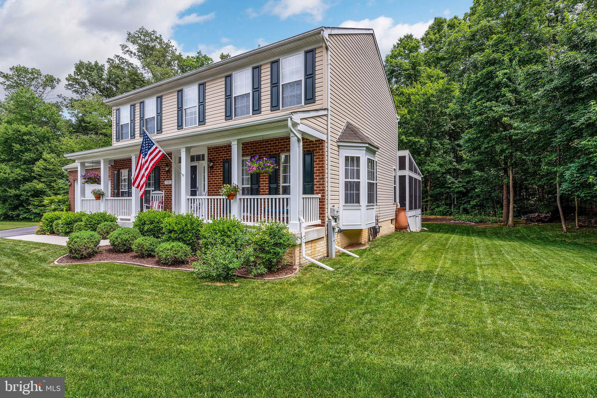 7107 FOREST CREEK WAY, HANOVER, MD 21076