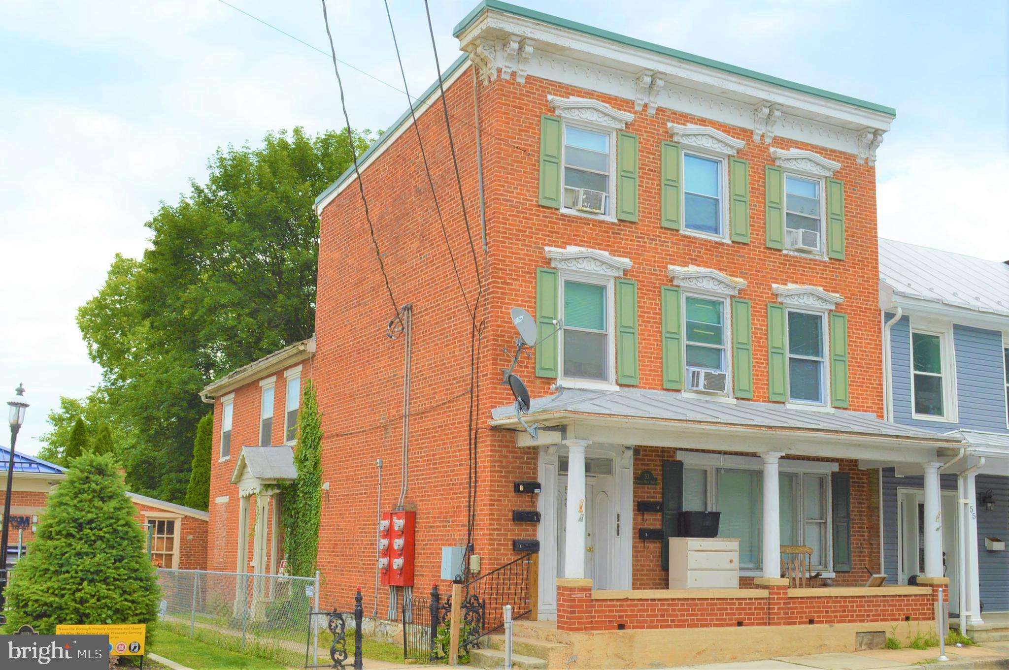53 S HIGH STREET, NEWVILLE, PA 17241