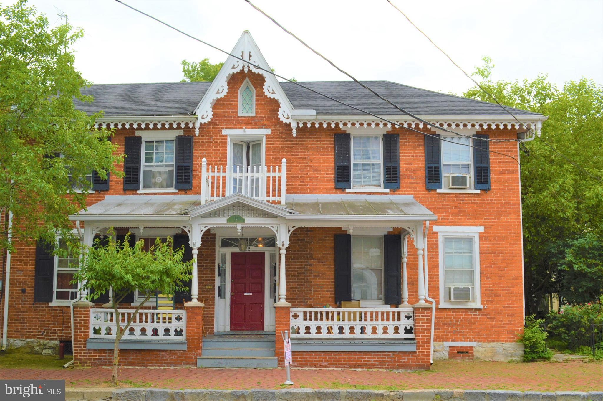 12 W BIG SPRING AVENUE, NEWVILLE, PA 17241