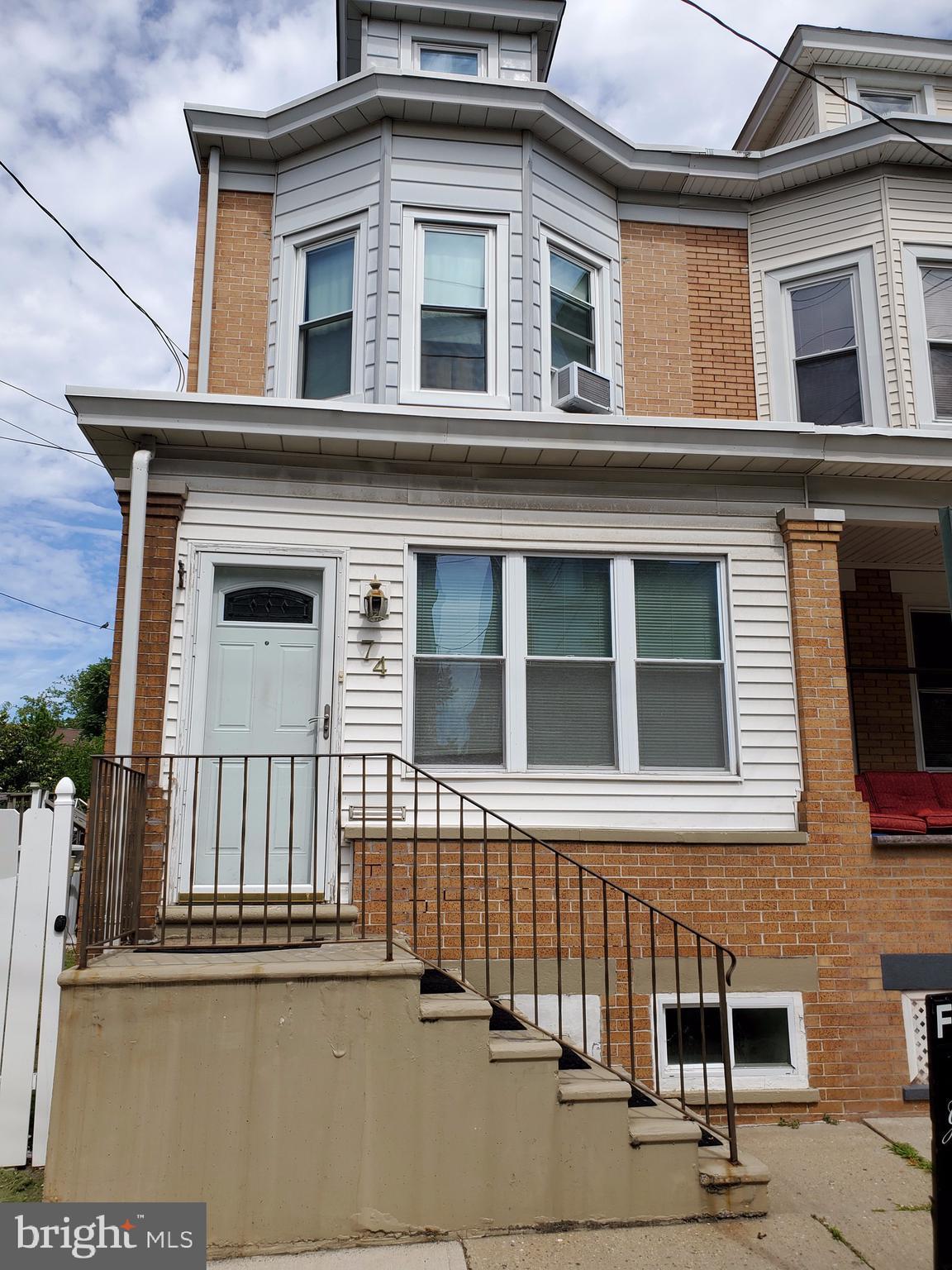 74 LIBERTY STREET, TRENTON, NJ 08611