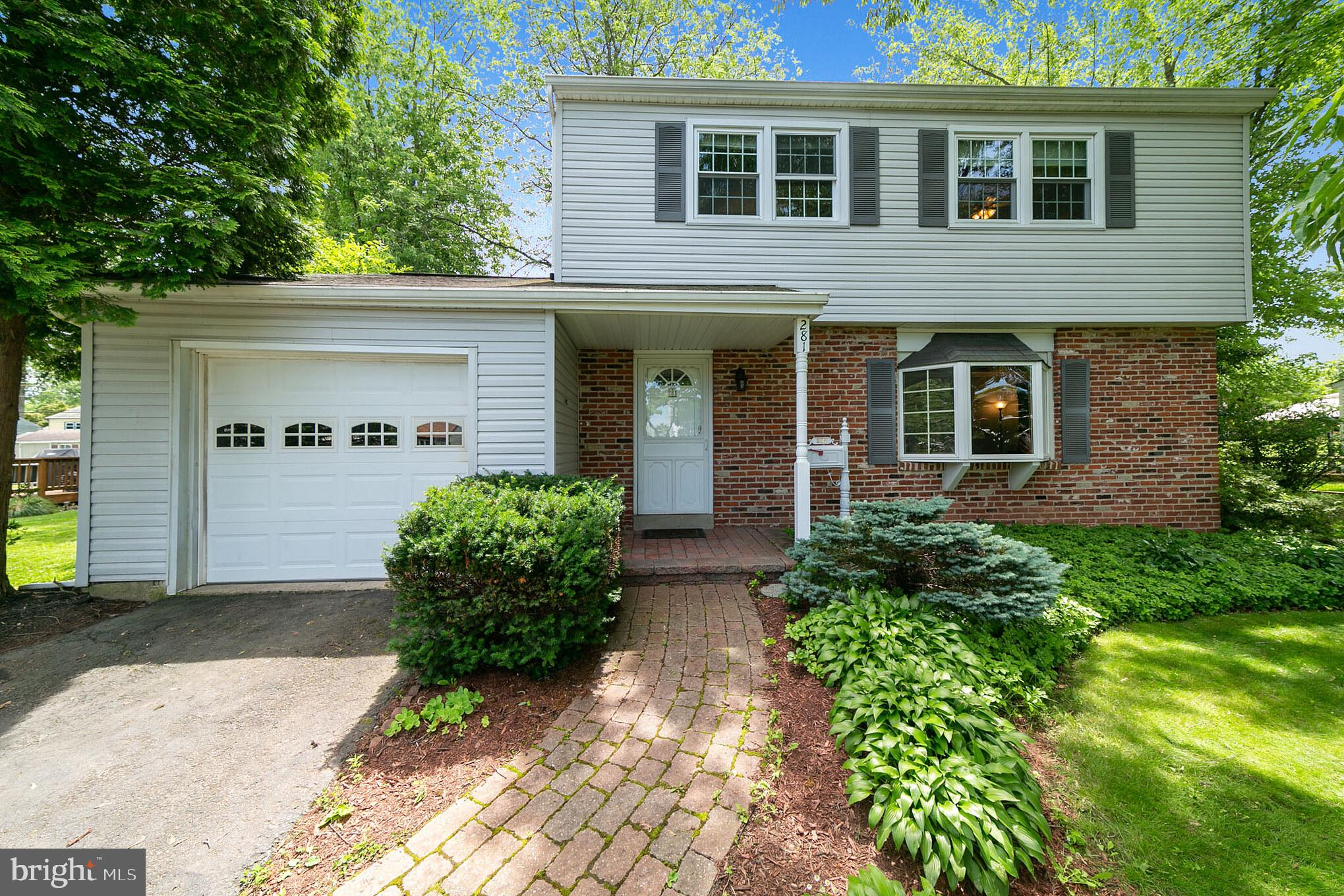 281 PARRY RD, WARMINSTER, PA 18991