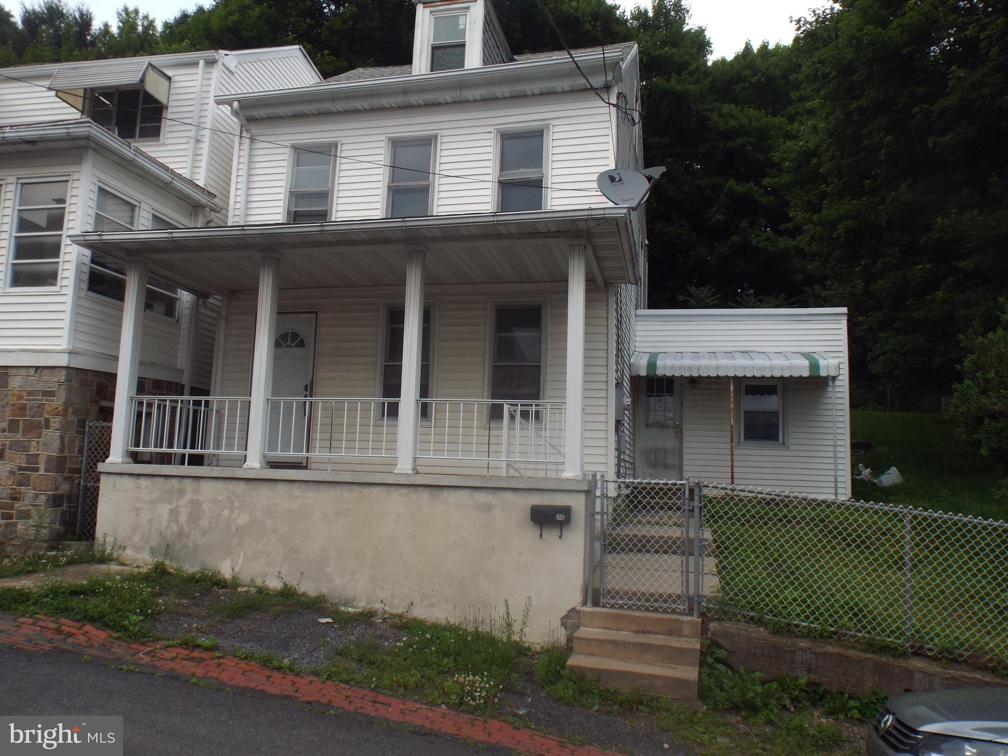 418-420 PLEASANT STREET, MINERSVILLE, PA 17954