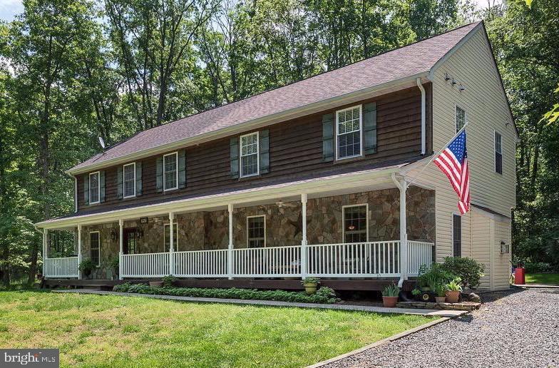 12251  DAVIS ROAD, Fauquier County, Virginia