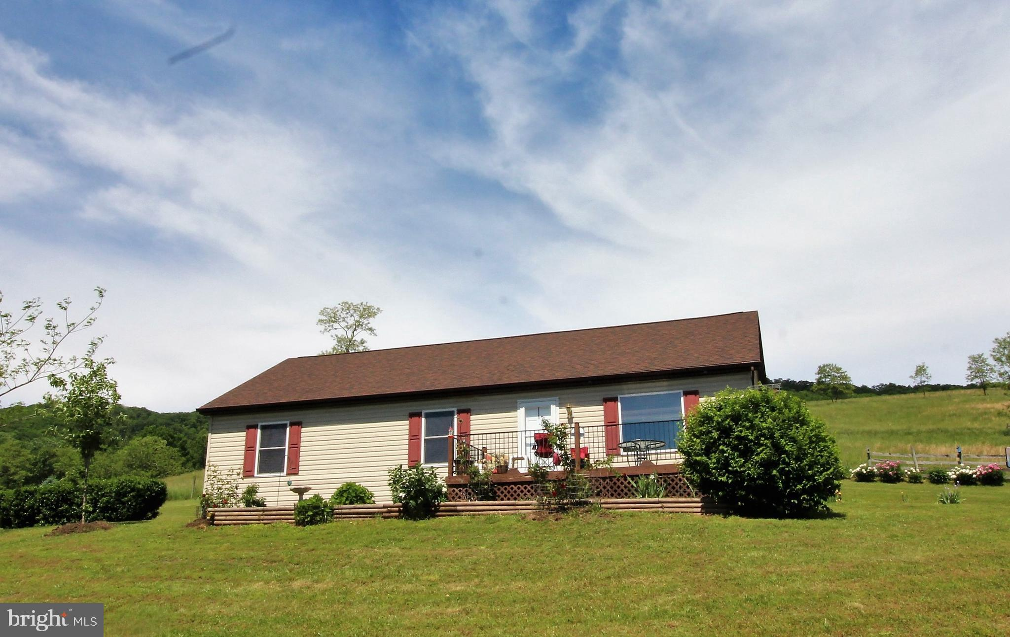 445 JENNIFER'S LANE, BAKER, WV 26801