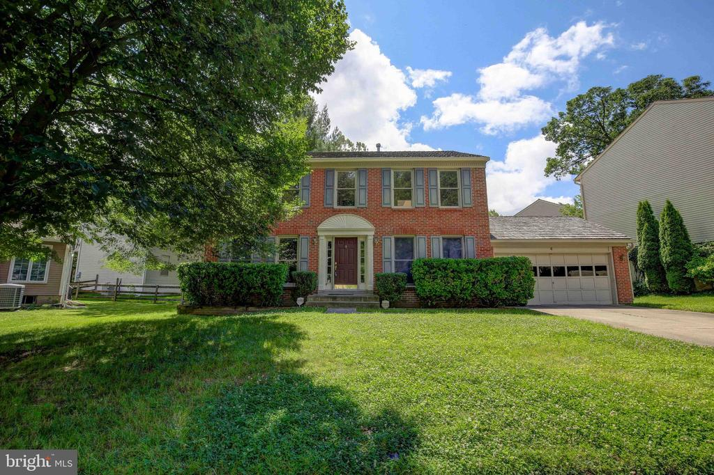4  RED GRANITE COURT, Gaithersburg, Maryland