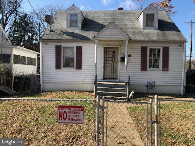 3 level Cape Cod located on a corner lot waiting for your full renovation ideas.  This is a great opportunity for the seasoned investor and anyone hoping to fully redo a home to their liking. Home is sold as-is.  Seller makes no repairs.