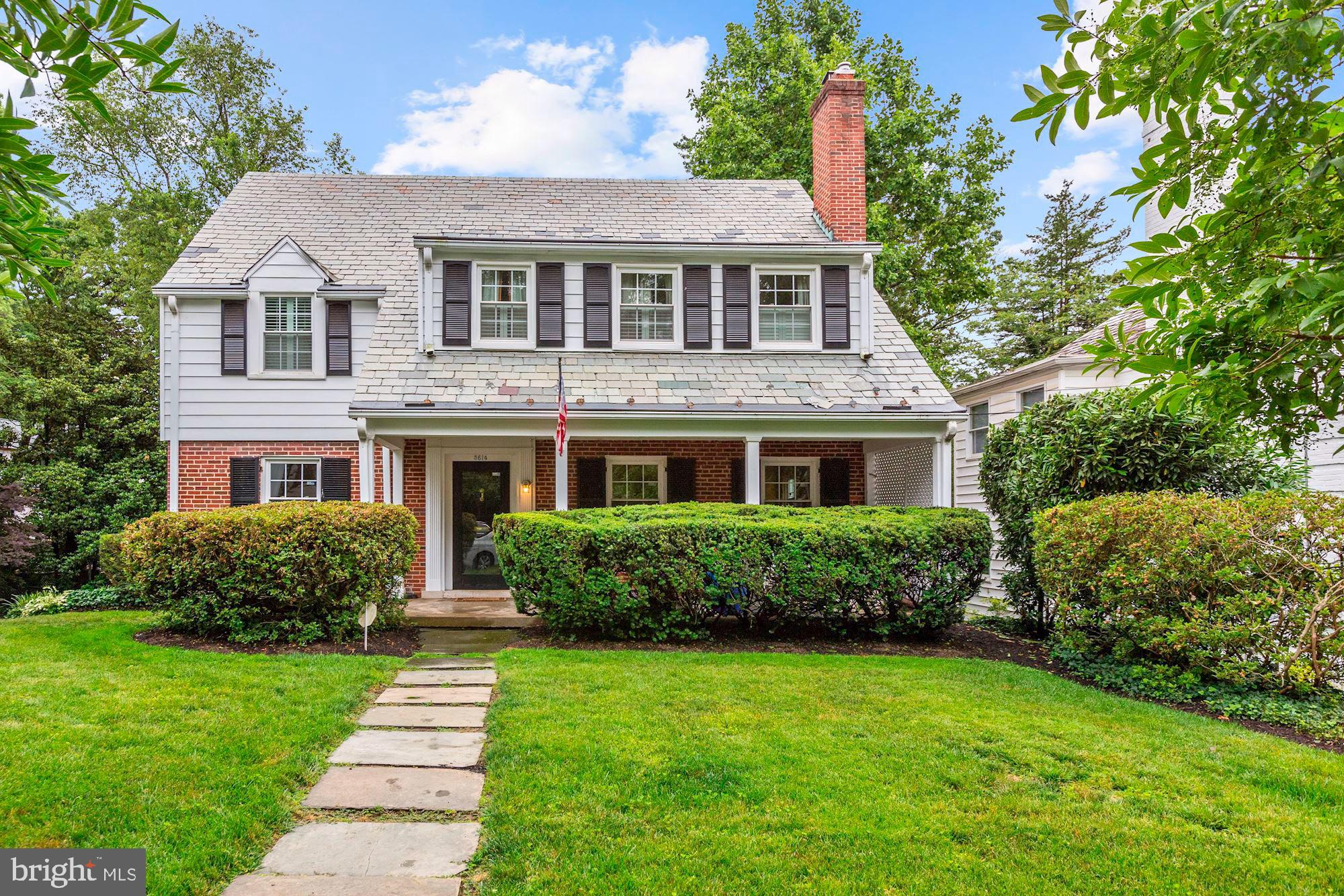 5614 OVERLEA ROAD, BETHESDA, MD 20816