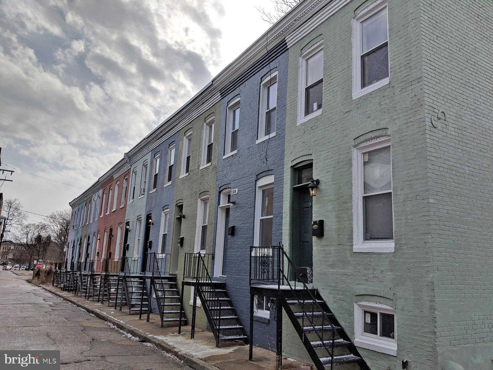 2300-2320 HUNTER STREET, BALTIMORE, MD 21218
