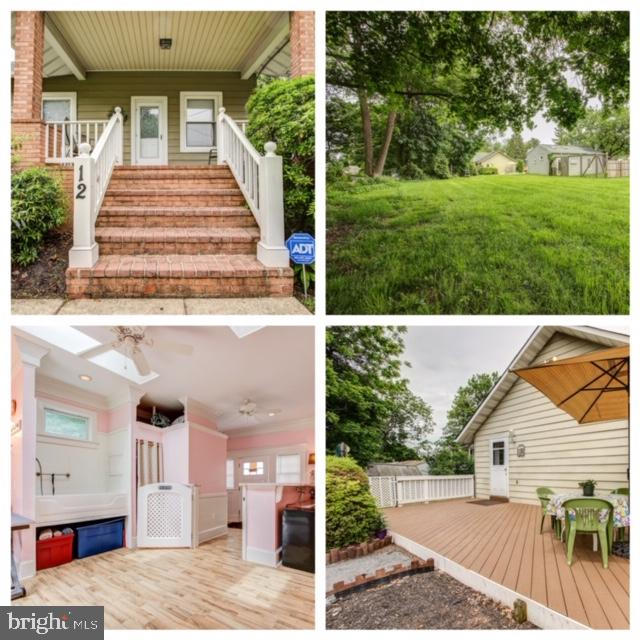 12 PARADISE AVENUE, MOUNT AIRY, MD 21771
