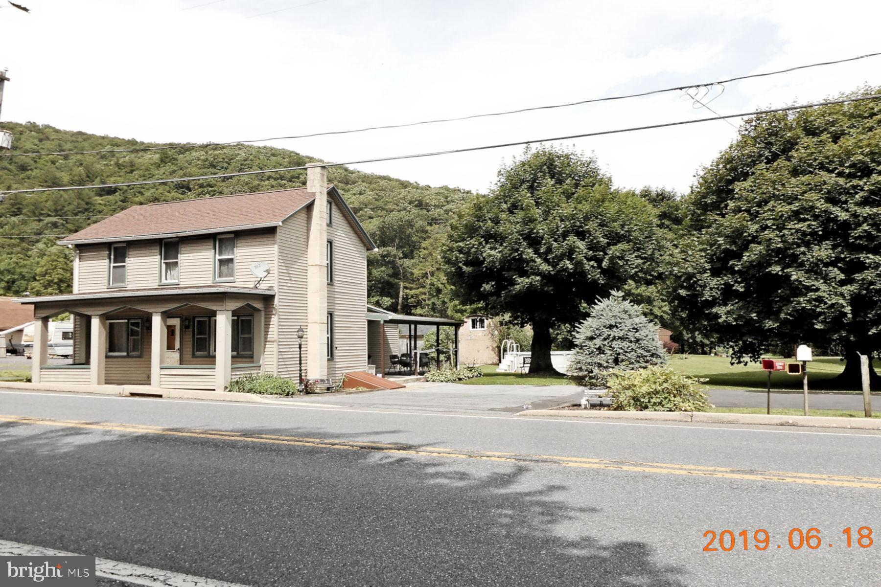 290 TREMONT ROAD, PINE GROVE, PA 17963