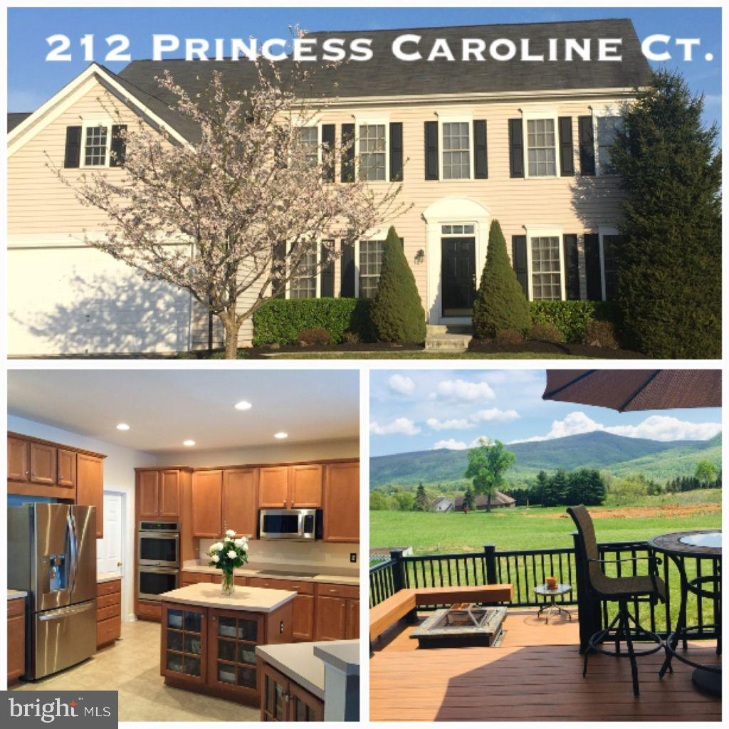 212 PRINCESS CAROLINE COURT, EDINBURG, VA 22824