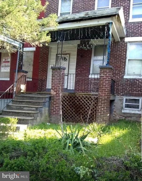 Baltimore is HOTTER than a firecracker! This BUY won't last. Will be cleaned out prior to settle. Good Block with good rental comps. Investors Dream! VERY MOTIVATED SELLER. Looking for a QUICK and SIMPLE settlement!