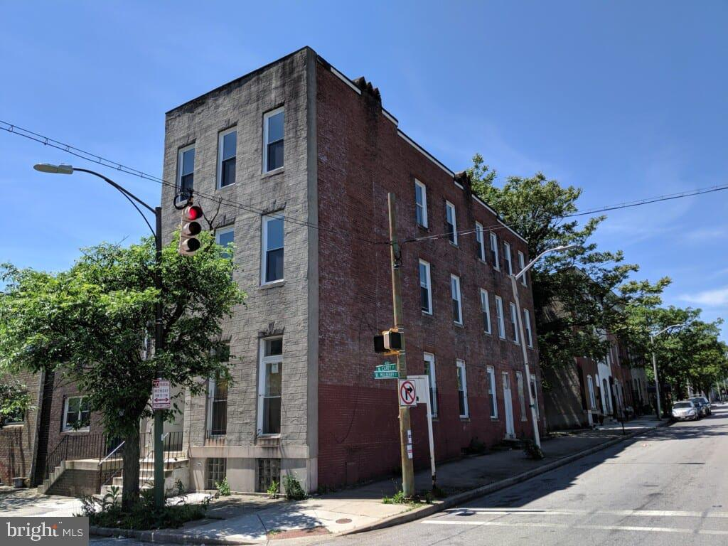 326 N CAREY STREET, BALTIMORE, MD 21223