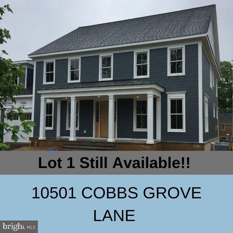10501  COBBS GROVE, Fairfax, Virginia