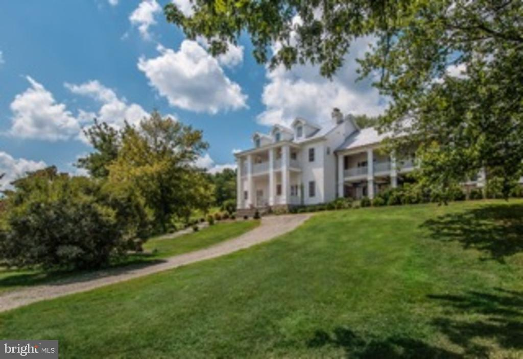 Gorgeous custom manor house on 40 acres situated on the eastern slope of the Blue Ridge providing expansivephenomenal views of vineyards, horses and wildlife.  Additional 64 acre lot available, additional home on 40 acres available.  Contact listing agent.  see:#  VALO397222. also 19723 Ridgeside.