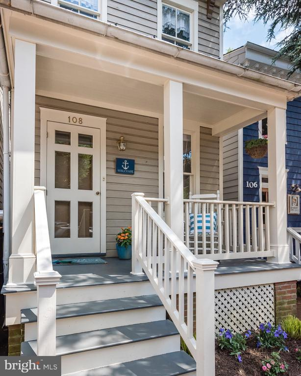 108  SOUTH STREET 21401 - One of Annapolis Homes for Sale