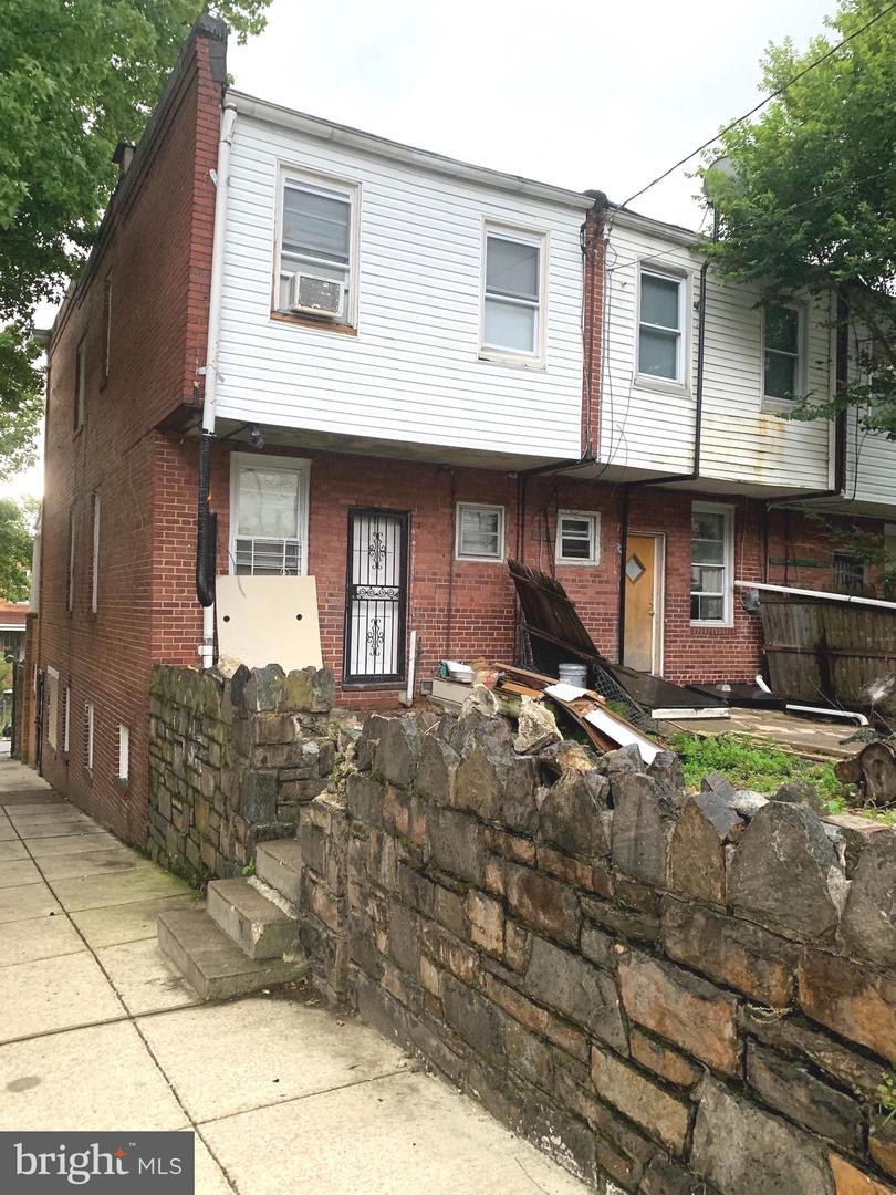 2746 Beryl Avenue Baltimore Md 21205 Properties Noahs Fmc