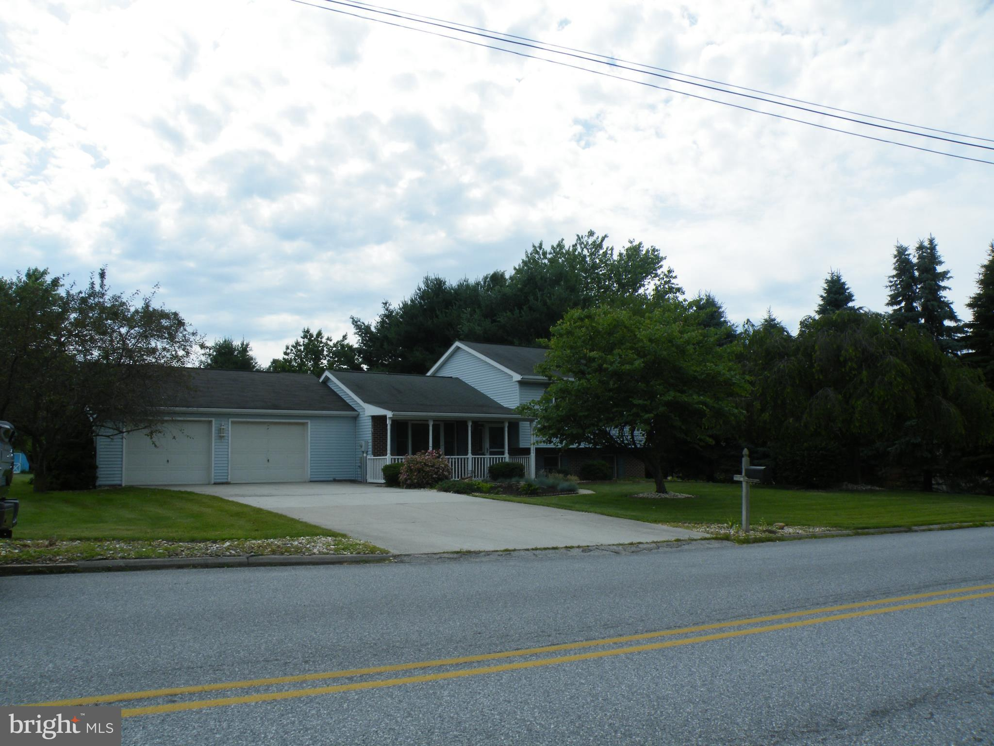 411 MCLAND ROAD, MOUNT HOLLY SPRINGS, PA 17065