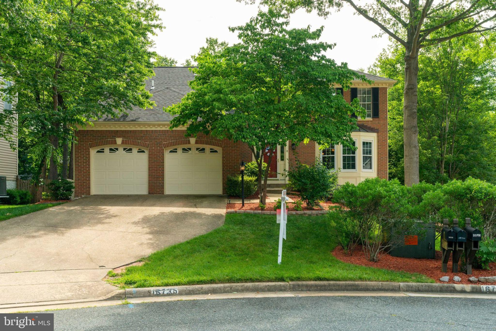 16735 TINTAGEL COURT, DUMFRIES, VA 22025