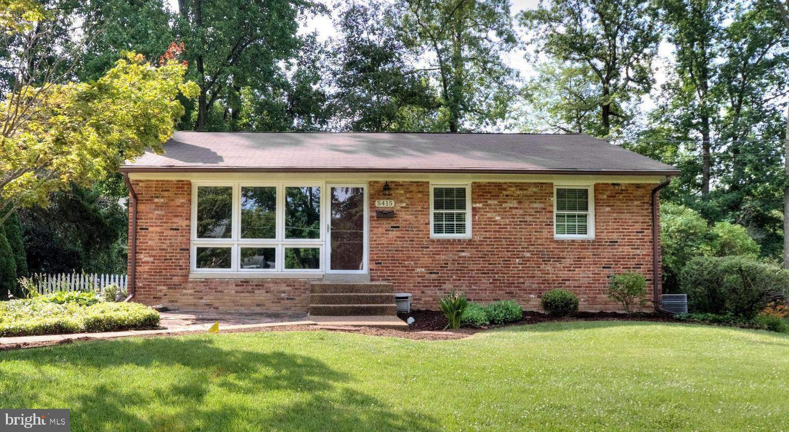 Meticulous owners cared for this 4 bedroom and 2 bathroom home!Tap into your inner chef in the new kitchen with stainless steel appliances, gas oven, custom cabinets, and granite countertops.Spend the night in and gather around the fireplace in the family room on the main level or the fireplace in the living room in the basement.  Perfect for game nights!Lower level includes a large laundry room, a bedroom, and a full bathroom for pristine comfort for your guests.Invite the neighbors over and grill out on your back patio!  Large backyard with a built in swing set is perfect for little ones to enjoy fun activities!Head to Lake Accotink that~s right around the corner for kayaking, mini golf, bike trails and much more!! Quick access to I-495, Braddock Road, I-395, and I-495.Easy commute to Washington D.C., Tysons Corner, and Fort Belvoir.