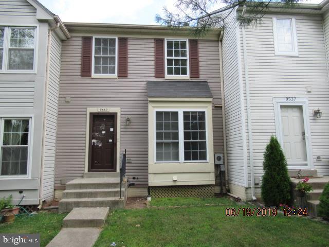 9539  WHITE PILLAR TERRACE, Gaithersburg, Maryland