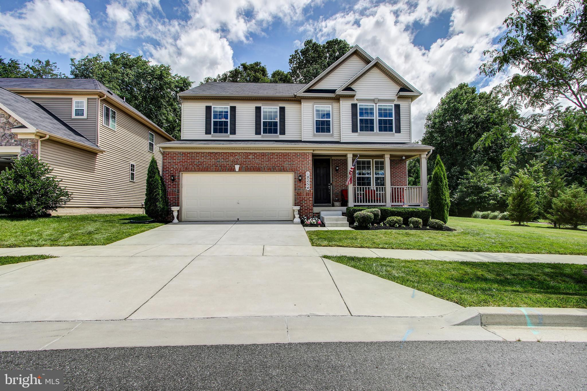 18254 HICKORY MEADOW DRIVE, OLNEY, MD 20832