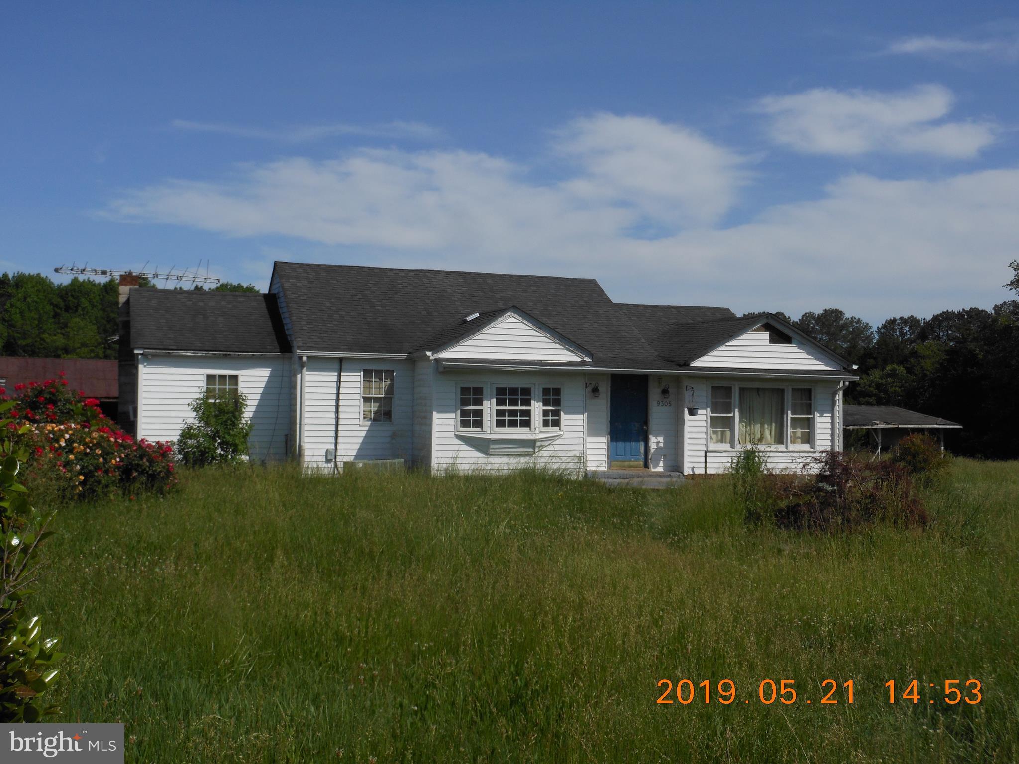 9305 BLACK WALNUT RUN ROAD, RHOADESVILLE, VA 22542