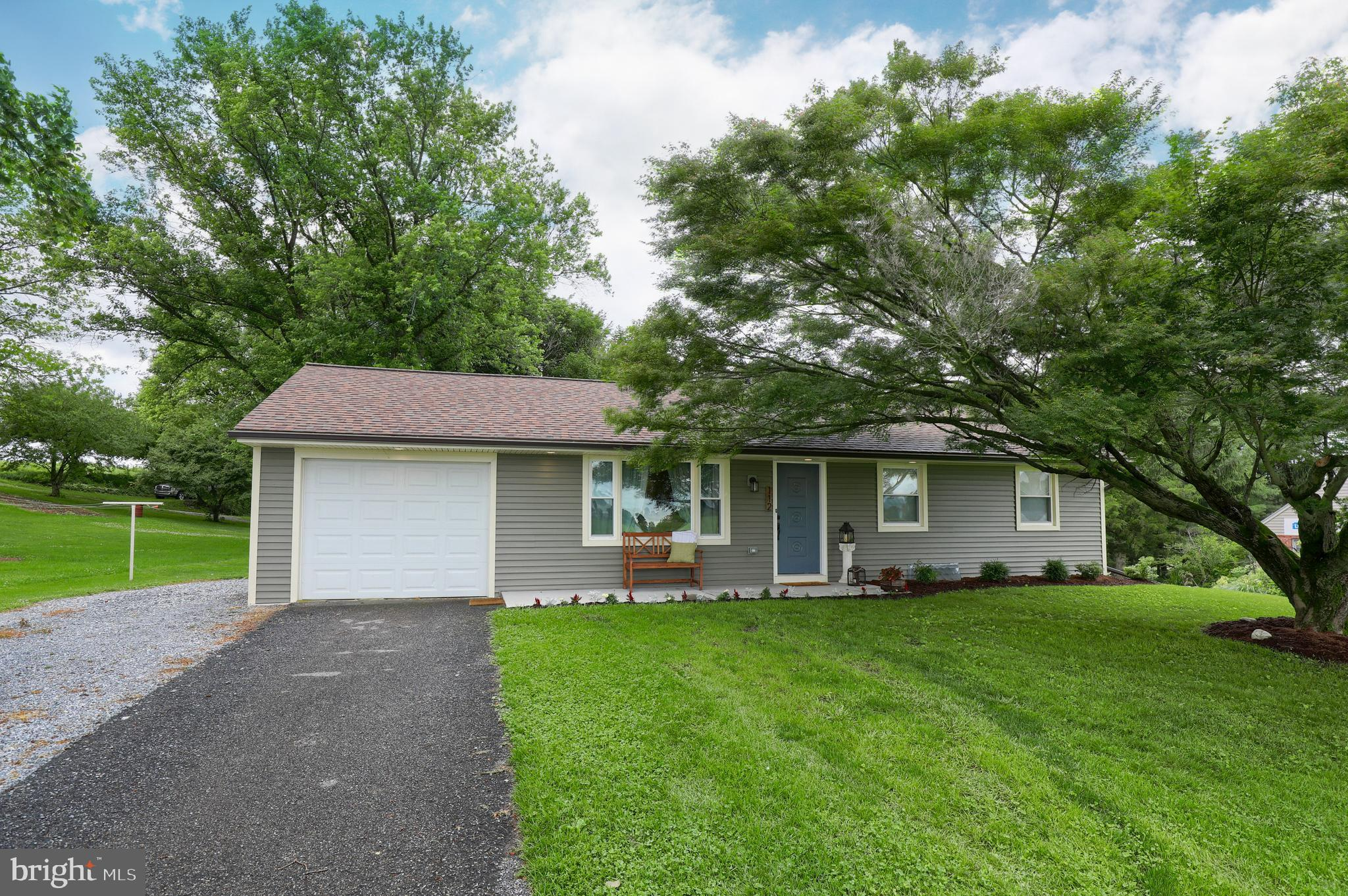 112 S RONKS ROAD, RONKS, PA 17572