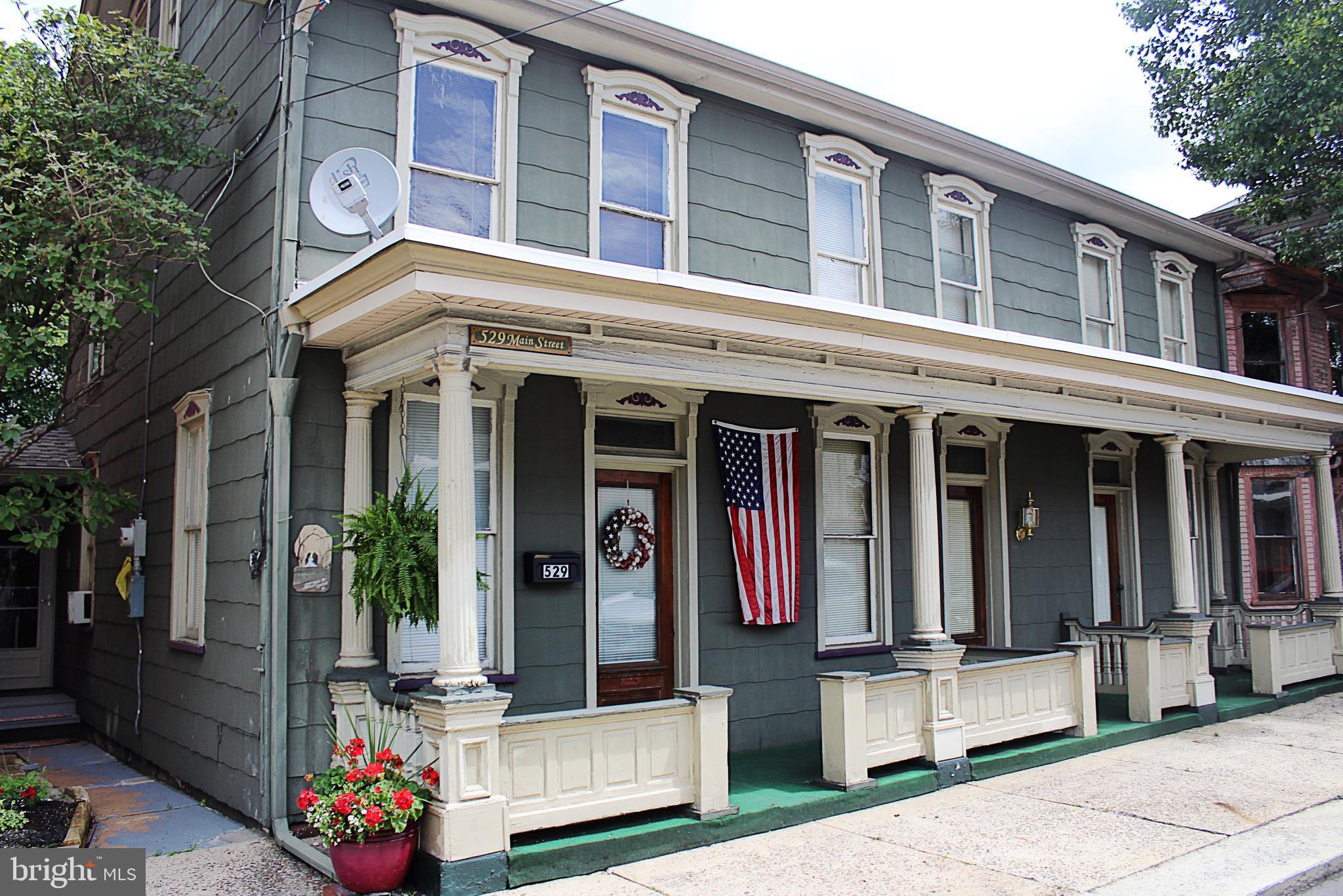 529 MAIN STREET, LYKENS, PA 17048