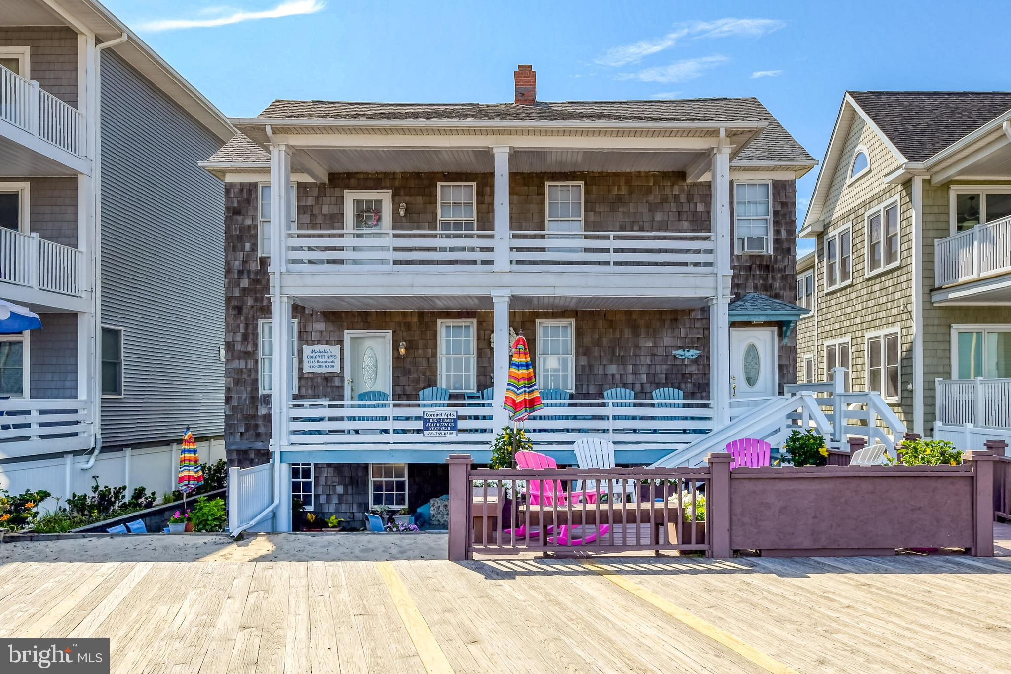 1215 ATLANTIC AVENUE, OCEAN CITY, MD 21842