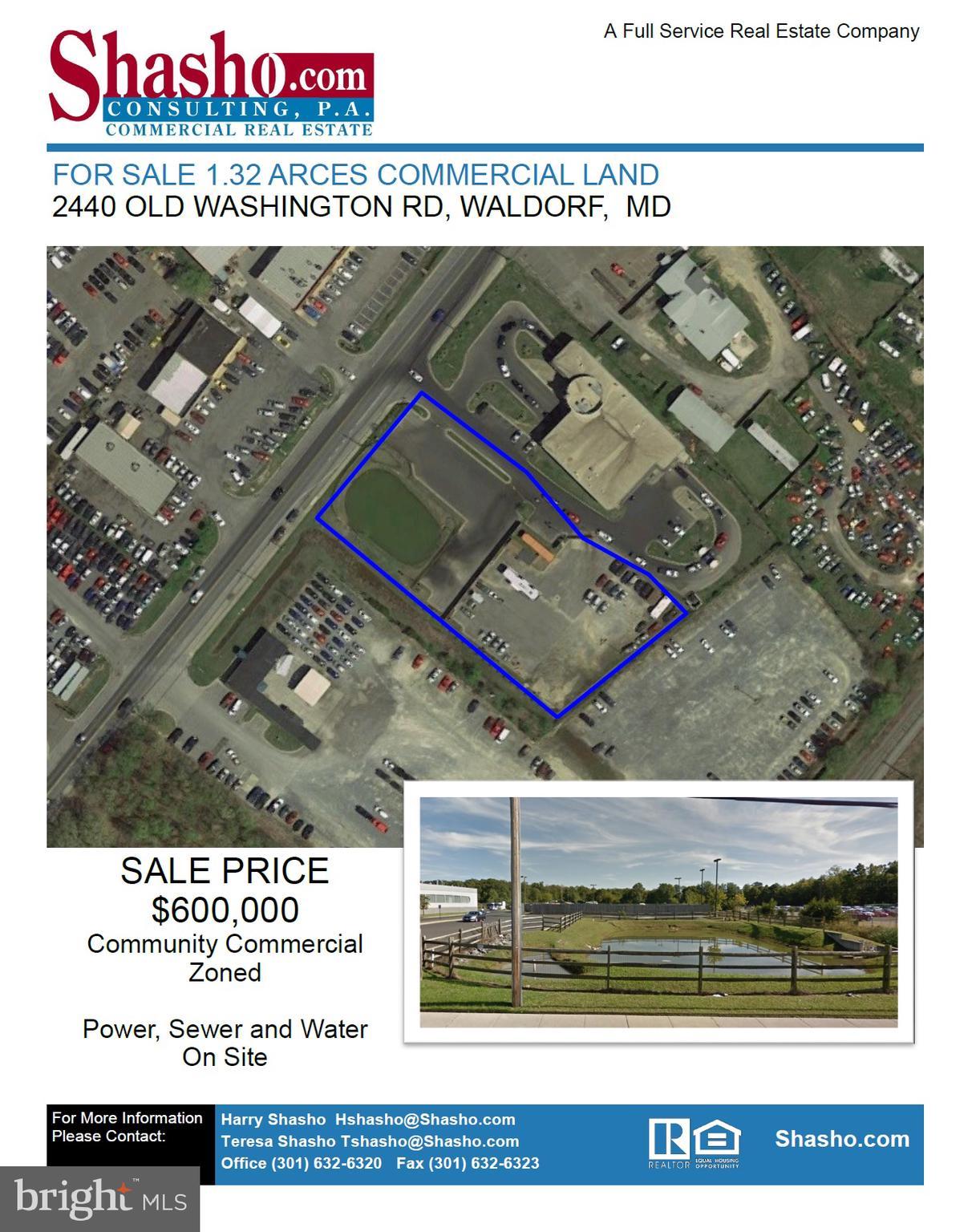 2440 OLD WASHINGTON ROAD, WALDORF, MD 20601