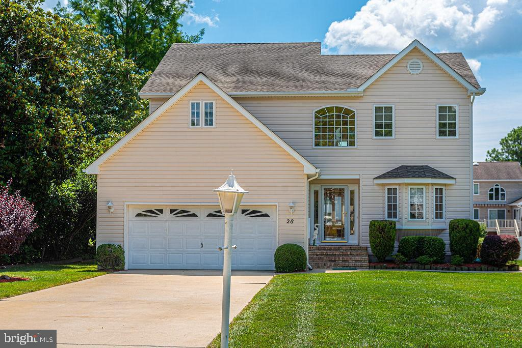 28 N PINTAIL DRIVE, OCEAN PINES, MD 21811