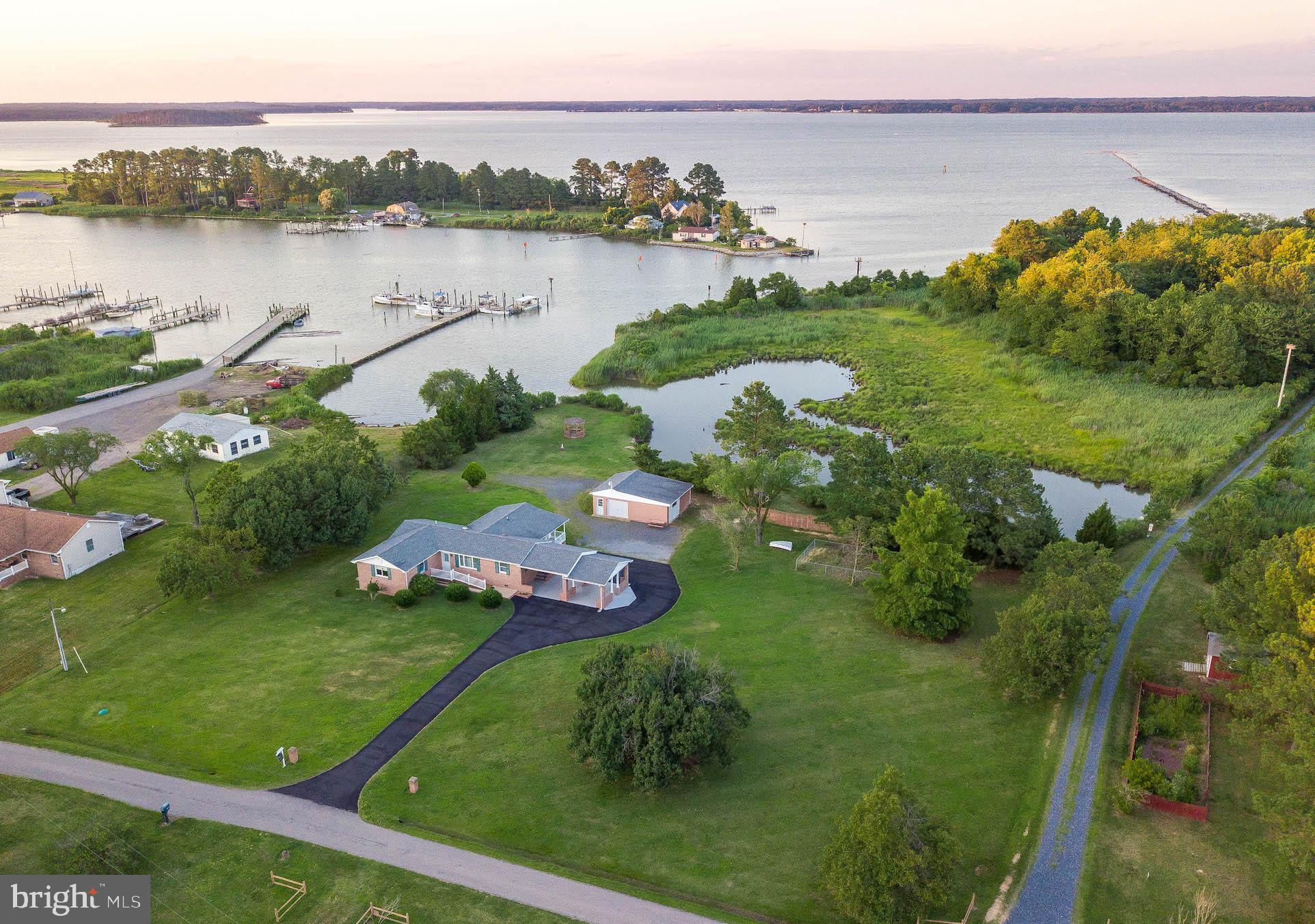 16032 Thomas Rd, Piney Point, MD, 20674