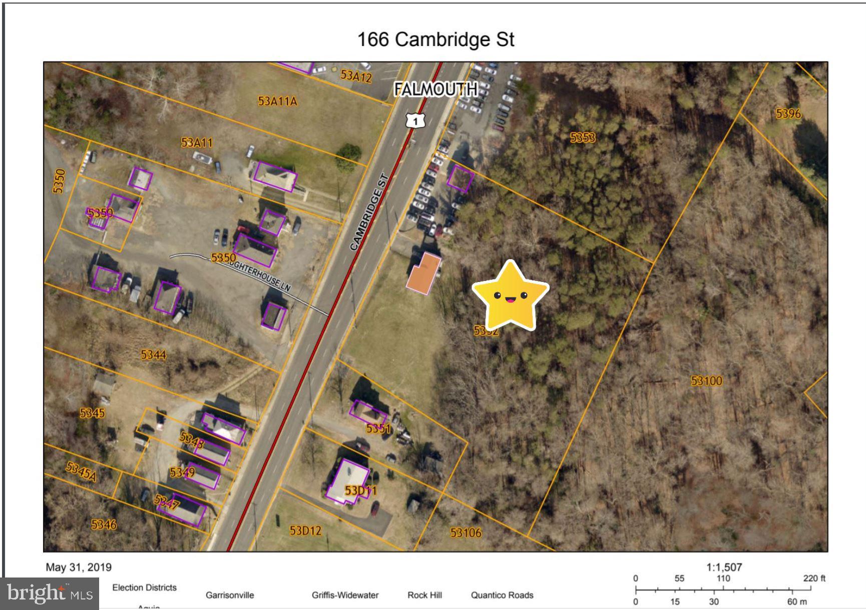 166 CAMBRIDGE STREET, FREDERICKSBURG, VA 22405