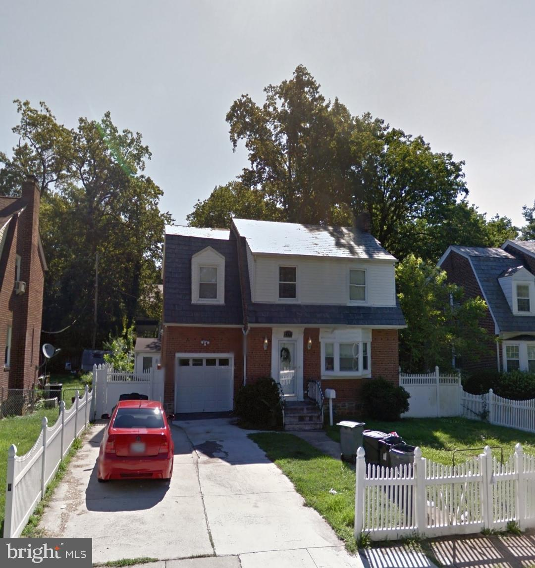 5507 PIONEER DRIVE, BALTIMORE, MD 21214