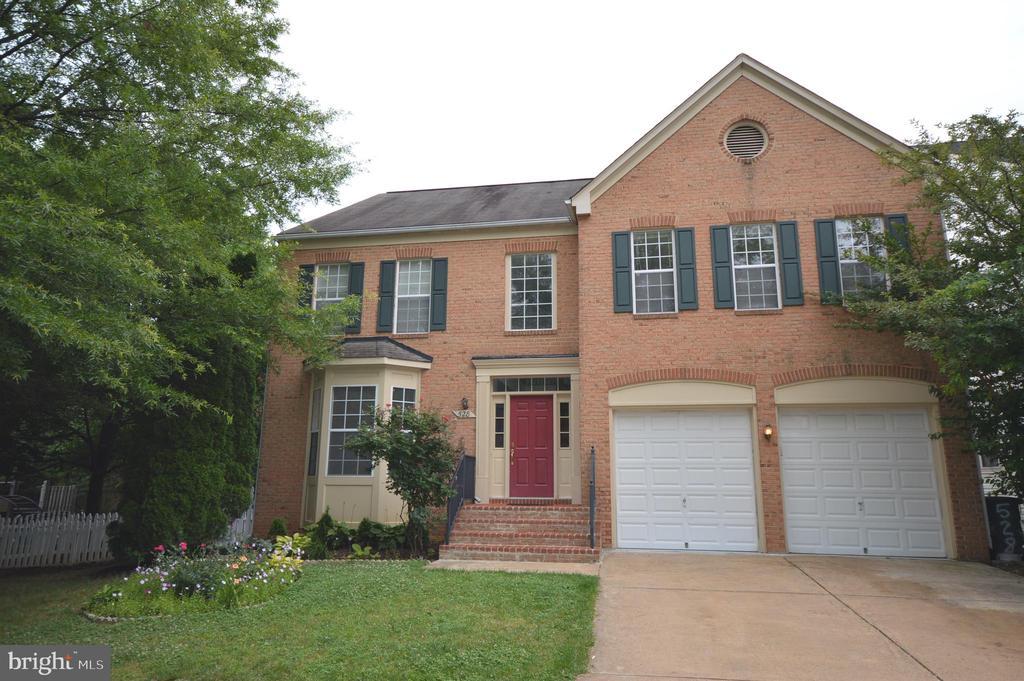 528  SKIDMORE BOULEVARD, Gaithersburg, Maryland