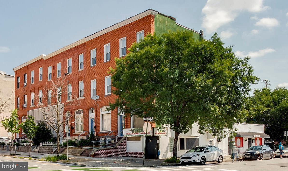 2101-03 MARYLAND AVENUE, BALTIMORE, MD 21218