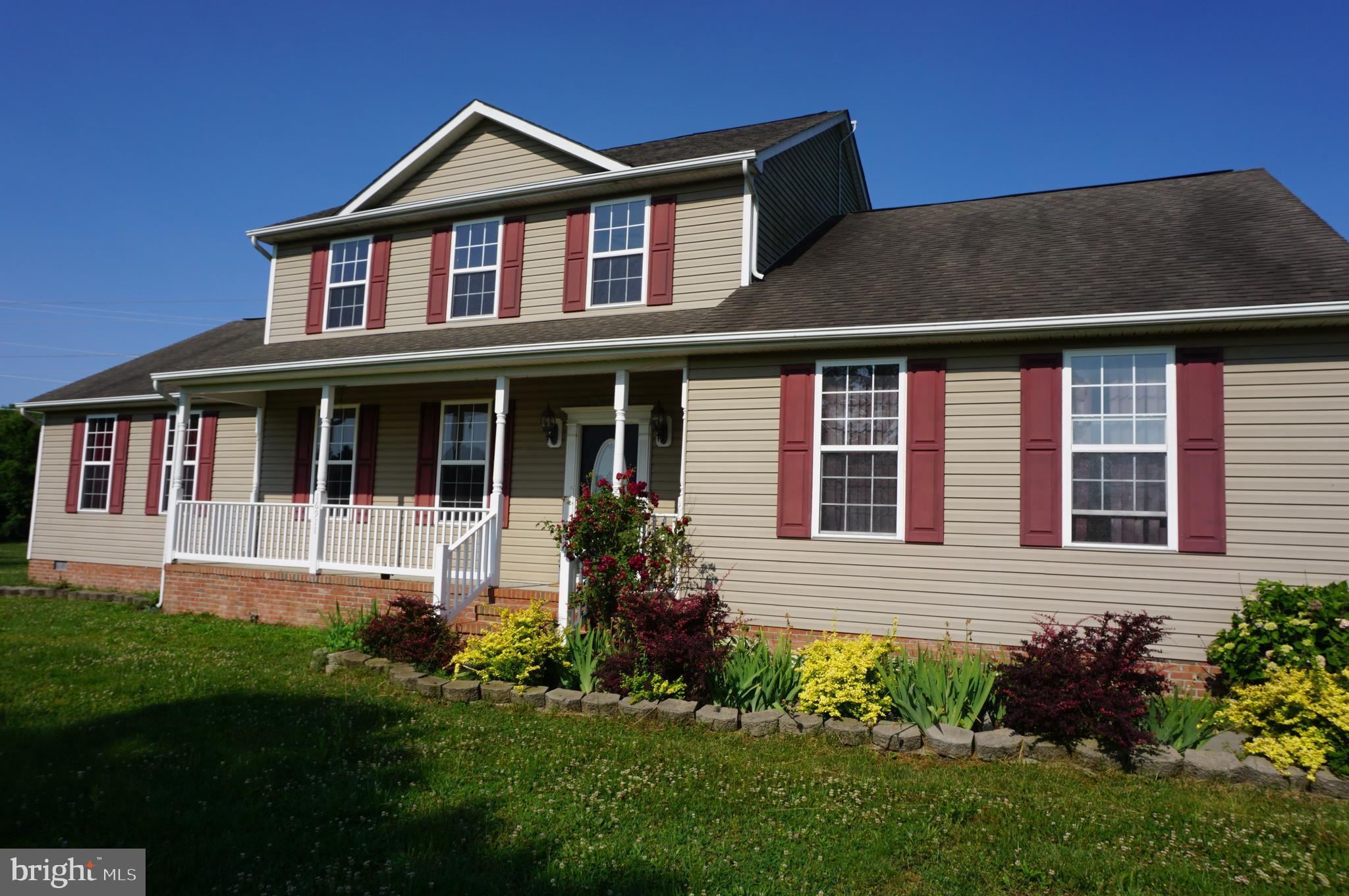 16911 HERITAGE HILLS LANE, HENDERSON, MD 21640