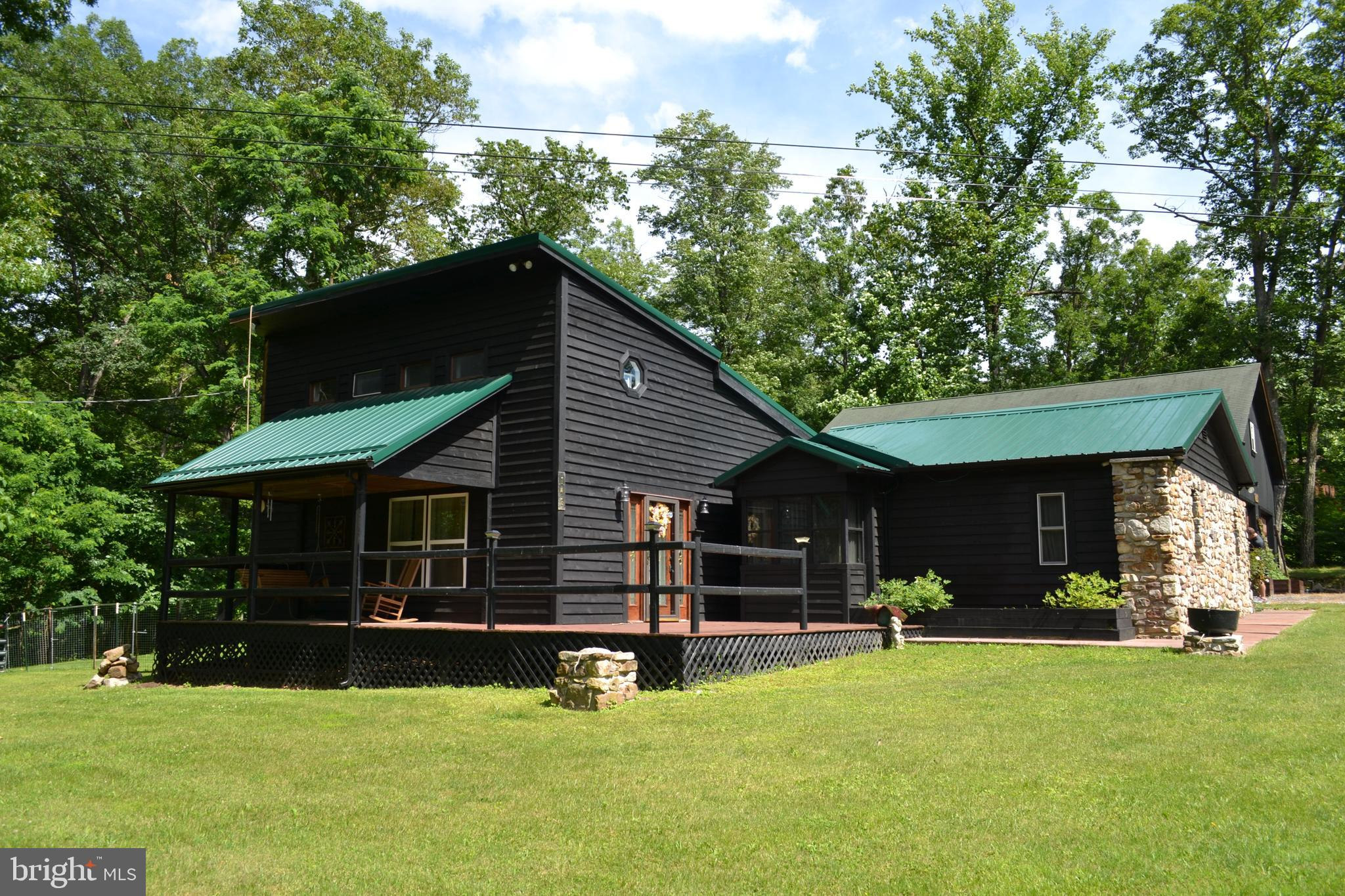 149 GREENERY DRIVE, WARDENSVILLE, WV 26851