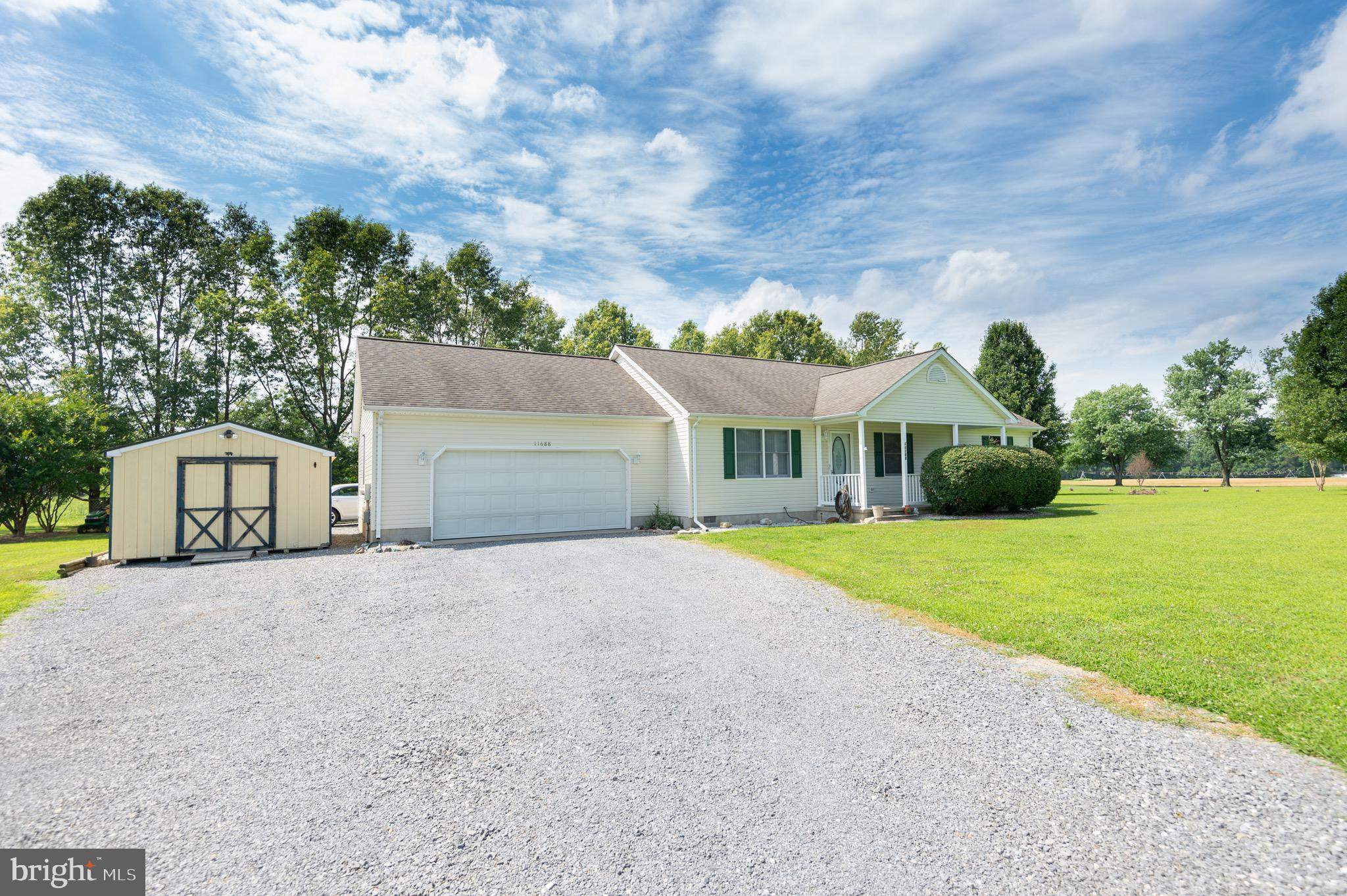 11688 HOLLY ROAD, RIDGELY, MD 21660