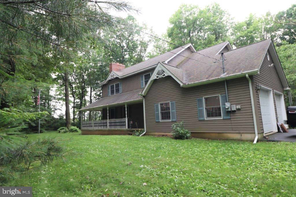 113 WOODS ROAD, PALMERTON, PA 18071