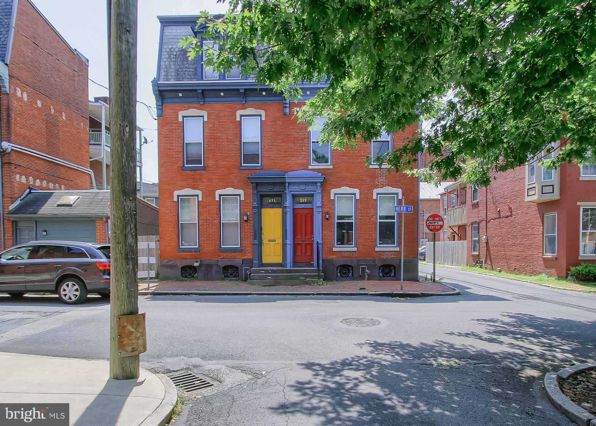 269 HERR STREET, HARRISBURG, PA 17102